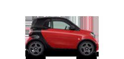 Smart fortwo хэтчбек 2014-2021 новый кузов комплектации и цены