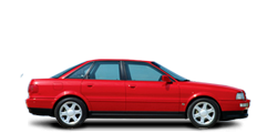 Audi S2 седан 1990-1995