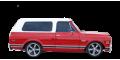 Chevrolet Blazer K-5  - лого