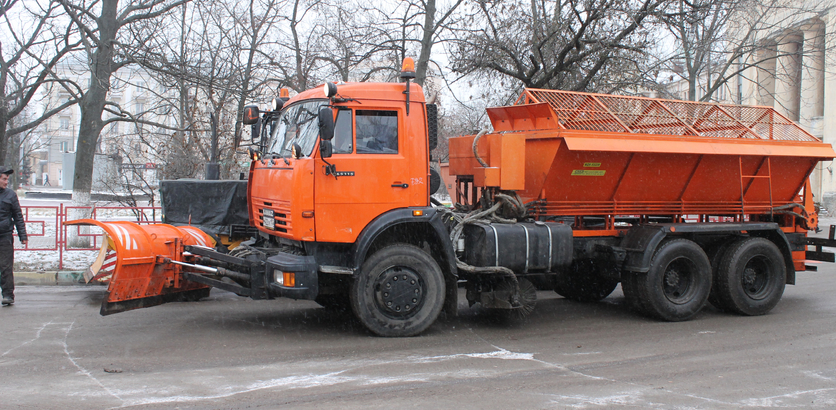уборка улиц Нижнего Новгорода 2019
