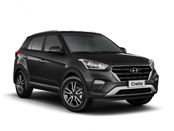 Hyundai Creta фото