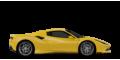 Ferrari F8 Spider - лого