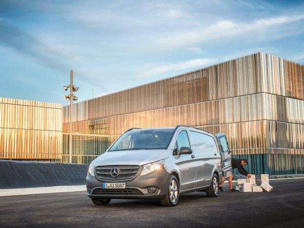 Mercedes-Benz Vito Фургон фото
