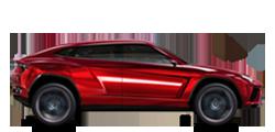 Lamborghini Urus 2017-2021 новый кузов комплектации и цены