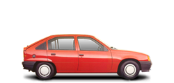 Daewoo Racer хэтчбек 1986-1994