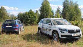 SKODA Kodiaq нижегородской сборки и параллельные миры