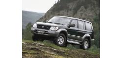 Toyota Land Cruiser Prado среднеразмерный внедорожник 1996-1999