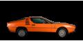 Alfa Romeo Montreal  - лого
