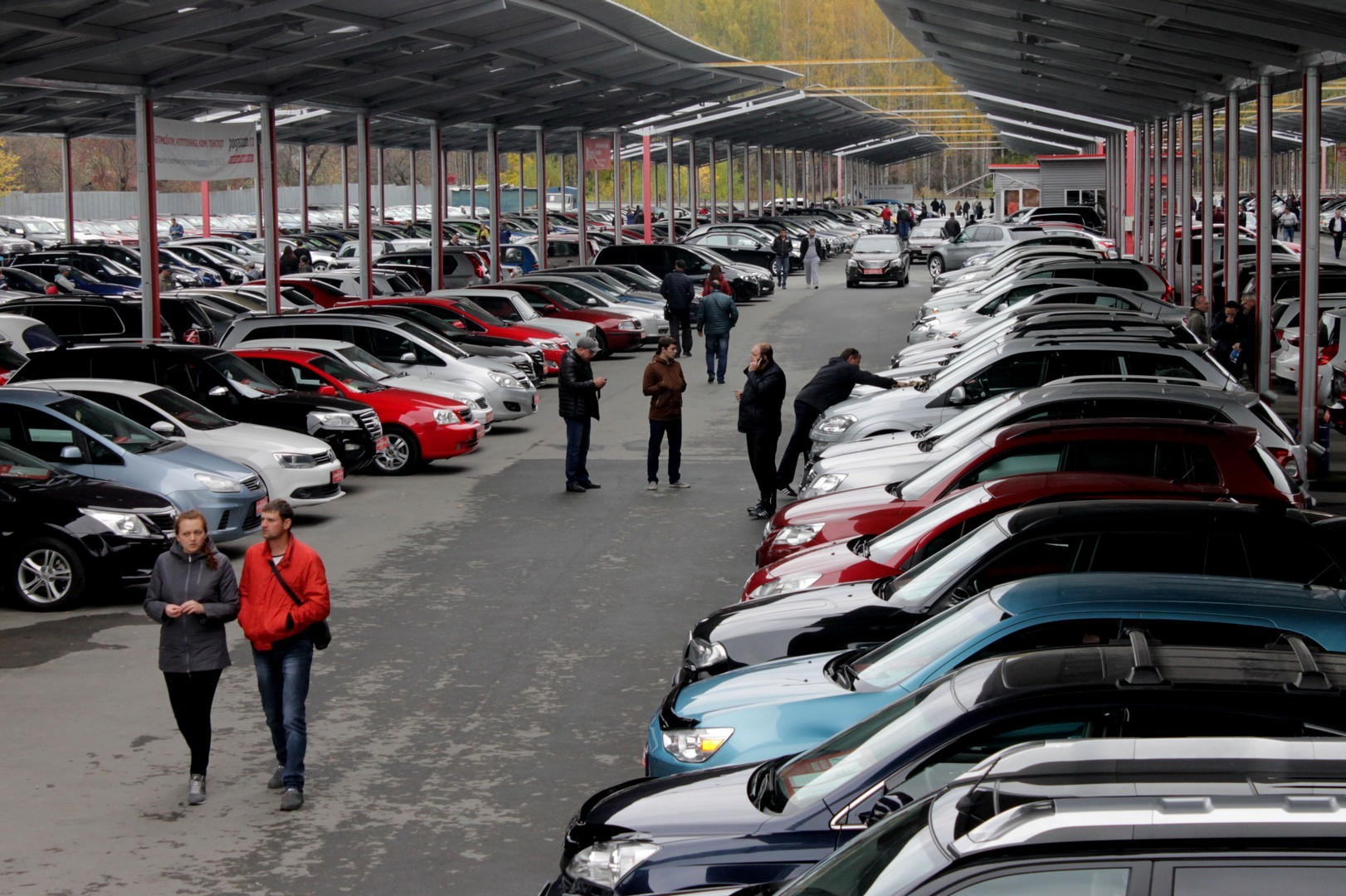 В России цены на подержанные авто упали впервые за 2019