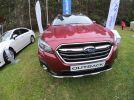 Презентация новых Subaru Outback и Legacy: для влюбленных и влюбившихся - фотография 10