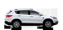 DFM AX7 2017-2021 новый кузов комплектации и цены