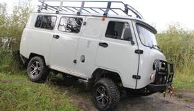 УАЗ-452: Такая «Буханка»? В болото ее!
