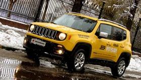 Jeep Renegade: Против течения