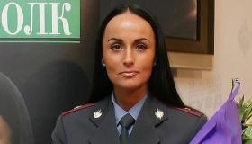 Авто для генерал-майора МВД: на чём ездит Ирина Волк