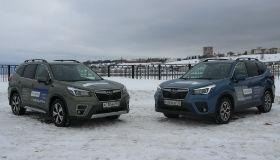Subaru Forester: хорош ровно на столько, на сколько нужно