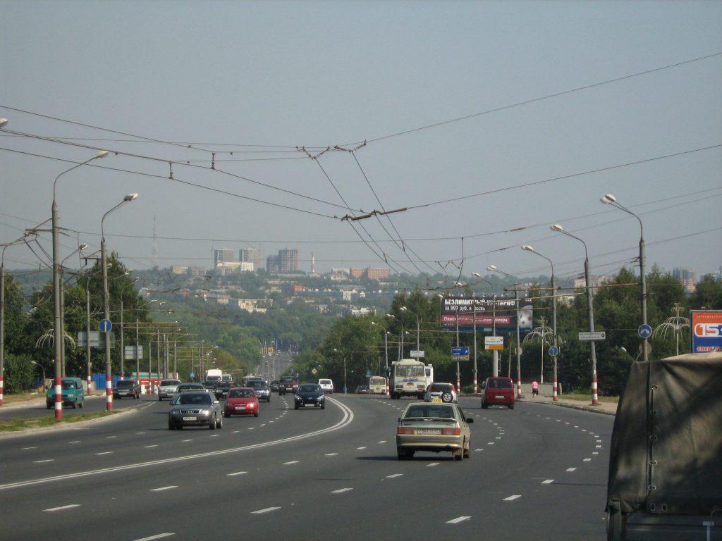 Проект дублера проспекта Гагарина вНижнем Новгороде направят нагосэкспертизу
