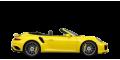 Porsche 911 Turbo S Cabriolet - лого