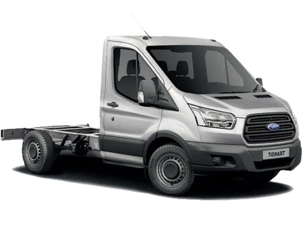 Ford Transit Chassis фото