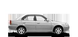 Hyundai Verna седан 1999-2005