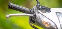 Мотоциклист без прав перевернулся в Борском районе