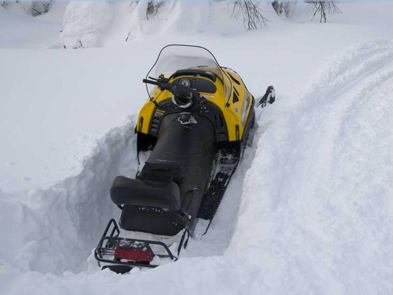 Снегоходы brp инструкция по эксплуатации