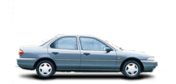 Ford Orion 1990-1993