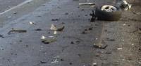 ДТП из-за оторванного колеса случилось в Воротынском районе