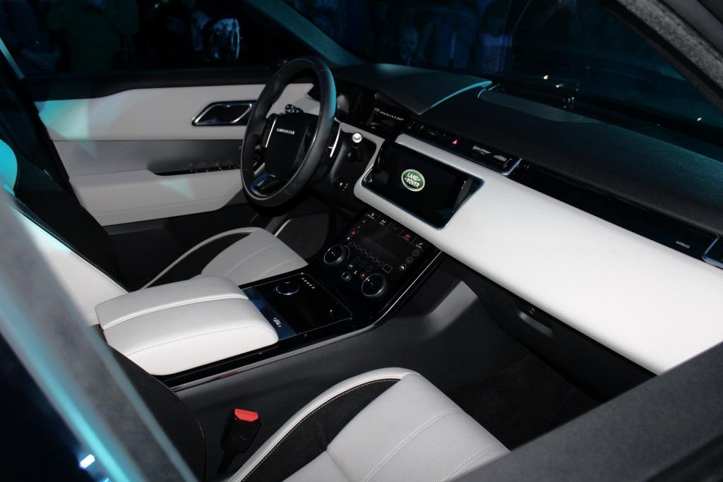 Land Rover Velar фото