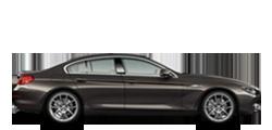BMW 6 Series Gran Turismo 2017-2021 новый кузов комплектации и цены