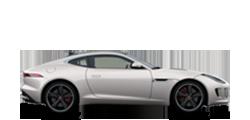 Jaguar F-Type купе 2017-2021 новый кузов комплектации и цены