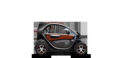 Renault Twizy 2011-2021 новый кузов комплектации и цены