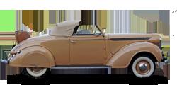 Chrysler Imperial кабриолет 1937-1939