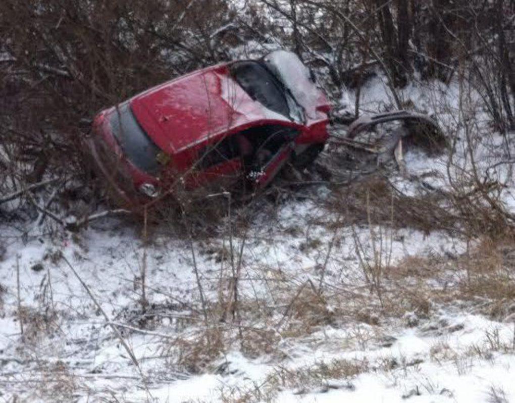 ВНижегородской области произошла авария, пострадали 5 человек